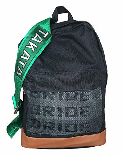 Preisvergleich Produktbild Bride Takata Rucksack JDM Grün Träger Racing Geschirr Bride backpack
