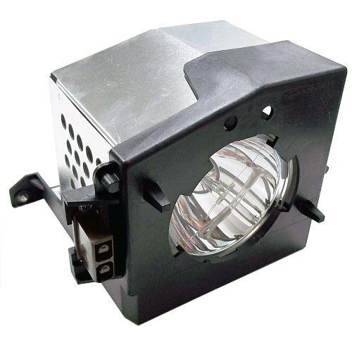 Alda PQ TV Ersatzlampe TB25-LMP für TOSHIBA 46HM84, 46HM85, 46HM94, 46WM48, 46WM48P, 52HM84, 52HM94, 52HMX84, 52HMX94, 52WM48, 52WM48P, 62HM15, 62HM84, 62HM94, 62HMX84, 62HMX94 Projektoren, Lampenmodul mit Gehäuse