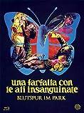 Blutspur im Park - Una farfalla con le ali insanguinate (IGCC#22) (+ Bonus-DVD) [Blu-ray]