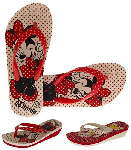 Disney Infraduck Talon Compensé Tongs Sandales Filles