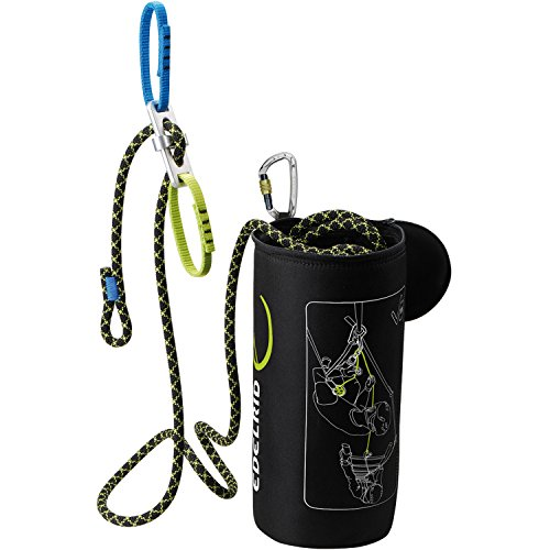 Edelrid Via Ferrata - Kit vía ferrata - 15m Negro