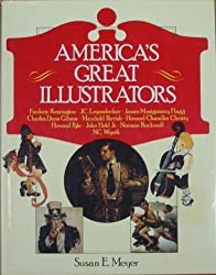 America's Great Illustrators by Susan Meyer (1989-11-06)