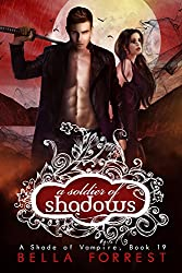 A Shade of Vampire 19: A Soldier of Shadows (English Edition)