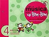 Fem música amb els Bum-Bum. Educació Infantil. Parvulari 4 anys. Alumne