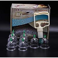 BG-YUFI YF Cupping Glass, Vacuum Schröpfen Vakuumpumpe pumpende Art Schröpfen Haushalt Bewässerung und Verdickung... preisvergleich bei billige-tabletten.eu
