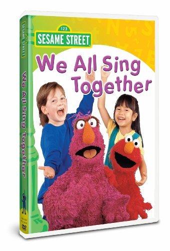 Bild von Sesame Street - We All Sing Together by Carlo Alban