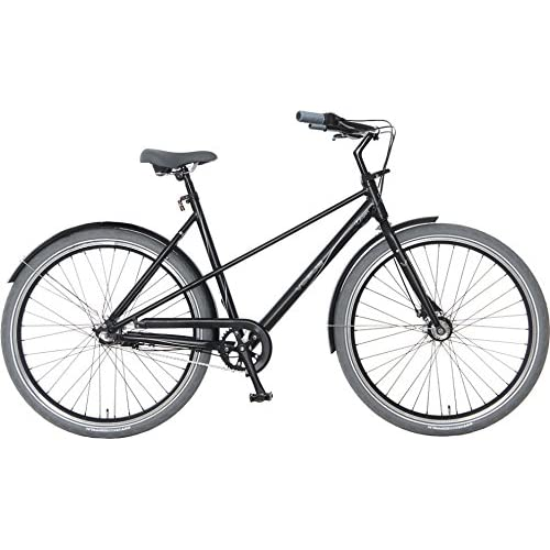 51A8rnMRwEL. SS500  - Vogue Eleanor 28 Inch 51 cm Woman 3SP Roller brakes Matte black/Grey