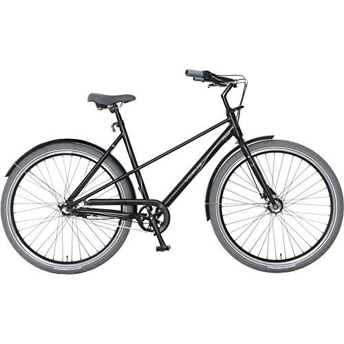 51A8rnMRwEL. SS500  - Vogue Eleanor 28 Inch 51 cm Woman 3SP Roller brakes Matte black/Grey