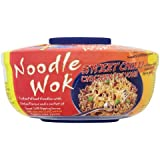 Blue Dragon fideos Wok Sweet Chilli Chicken Sabor - 3 x 76gm
