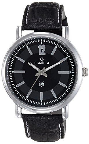 Maxima Analog Multi-Color Dial Men's Watch - E-24231Lmgi image