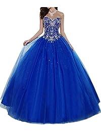 Prinzessin kleid hellblau damen