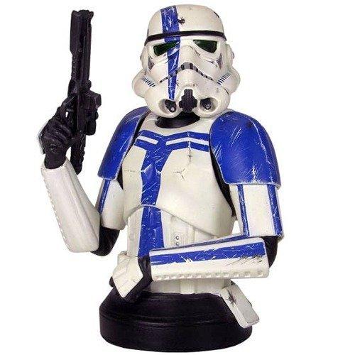 Gentle Giant-Busto Star Wars Stormtrooper Commander Exclusive