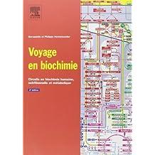 Voyage en biochimie : Circuits en biochimie humaine, nutritionnelle et métabolique de Bernadette Hecketsweiler (1 avril 2006) Broché