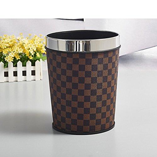 moda-creativa-living-comedor-hogar-basura-estilo-europeo-cocina-basurero-bote-de-basura-de-bano-a