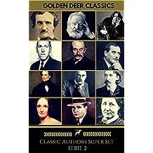 Classics Authors Super Set Serie 2 (Golden Deer Classics) (English Edition)