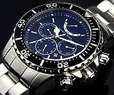 MARC & SONS Multifunktion Automatik Herrenuhr – 1000 Meter Mechanical Watch – MSD-042 - 2