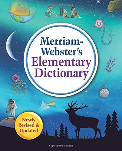 Merriam-Webster's Elementary Dictionary por Merriam-Webster