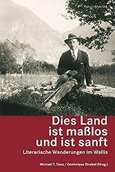 Dies Land ist masslos und ist sanft: Literarische Wanderungen im Wallis