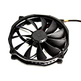 Scythe SY1425HB12M-PGlide Stream PWM Case Fan 140 mm, 1,300 rpm