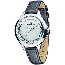 Daniel Klein Analog White Dial Women's Watch-DK11329-4