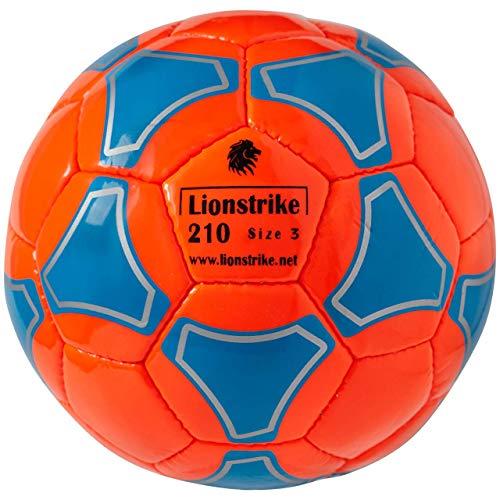 Balón de fútbol de cuero ligero de alta calidad