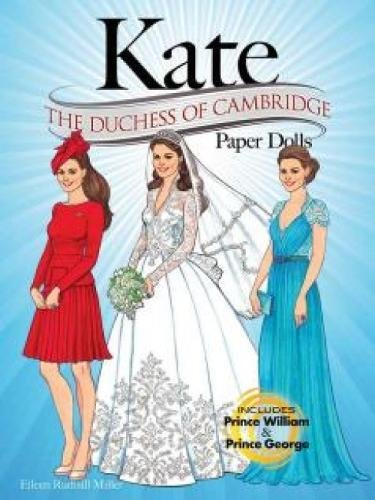 Cambridge Paper Dolls: (Dover Paper Dolls) ()