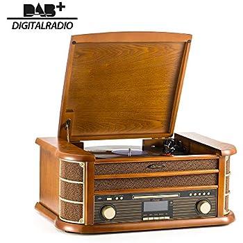 Telefunken TCD200M Nostalgie Musikanlage mit