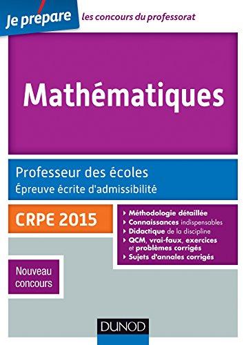 mathmatiques-professeur-des-coles-ecrit-admissibilit-2015-concours-enseignement