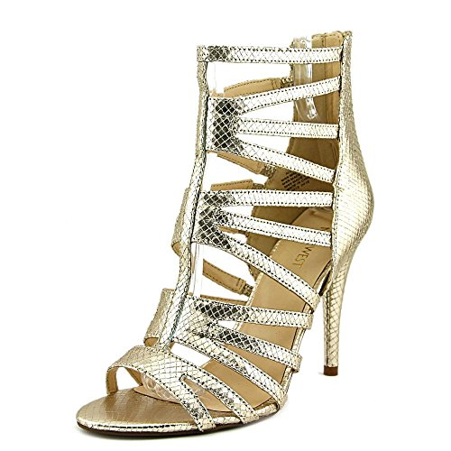 nine-west-all-clear-donna-us-5-oro-sandalo-gladiatore