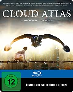 Cloud Atlas Steelbook [Blu-ray]