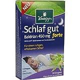 Kneipp Schlaf gut Baldrian 450 mg forte 2er PACK