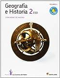 GEOGRAFIA E HISTORIA MADRID 2 ESO M LIGERA LOS CAMINOS DEL SABER