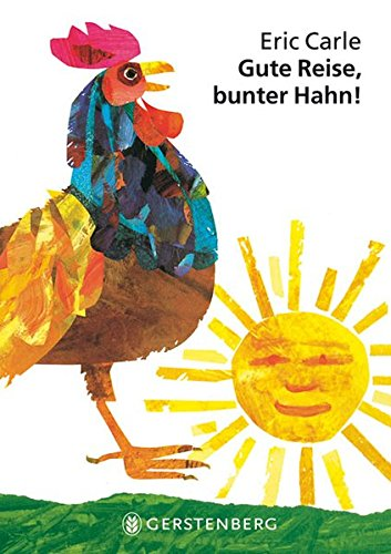 Gute Reise, bunter Hahn! (24 Hahn)