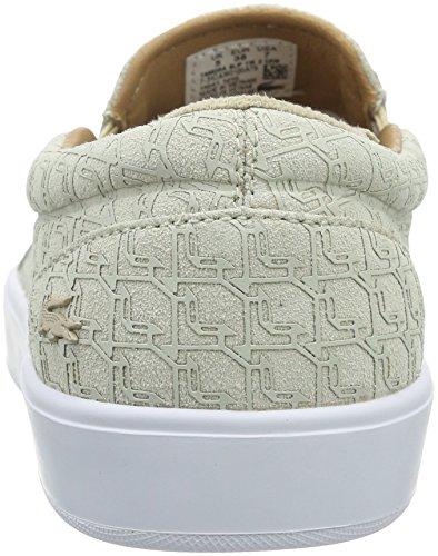 Lacoste Damen Tamora Slip 116 2 Caw Nat Sneakers Beige (Natural-A75)