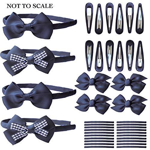 SCHOOL HAIR ACCESSORIES PACK FOR...