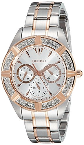 Seiko SKY678P1 reloj cuarzo para mujer