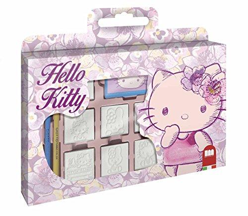 Noris 606317803 - Hello Kitty Sello Puesto en la Maleta, 7 Sellos