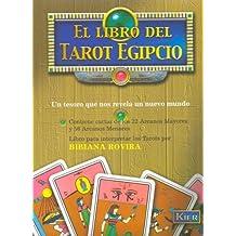 El Libro Del Tarot Egipcio (Pronostico Mayor)