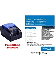 HOIN BIS Certified Kiosk bank Receipt/POS Bill Printing Support 58 mm tally,POS software USB Thermal Receipt Printer/Thermal Printer