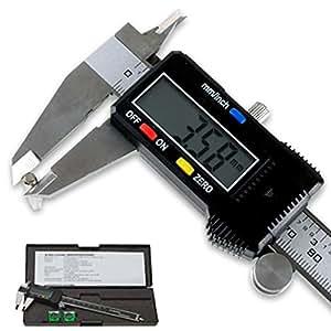 lupo lcd digital electronic caliper vernier gauge micrometer tool business. Black Bedroom Furniture Sets. Home Design Ideas