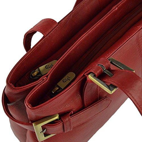 Gigi, Borsa a spalla donna rosso - rosso