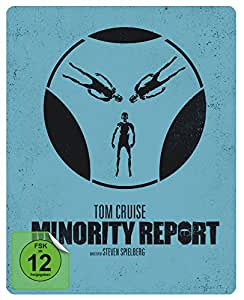 minority report book amazon