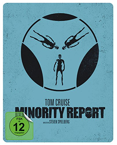 Minority Report - Steelbook (exklusiv bei Amazon.de) [Blu-ray] [Limited Edition]