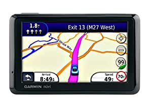 """Garmin Nuvi 1370 4.3"""" Sat Nav with UK, Full Europe, USA and Canada Maps and Bluetooth"""