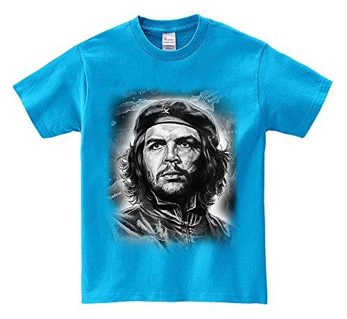 Printstar -  T-shirt - Maniche corte  - Uomo Mer Bleue Large