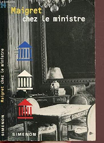 Maigret chez le ministre par Simenon