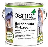 Osmo Holzschutz Öl-Lasur Lärche (702) 2,5 Liter