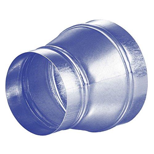 Blauberg – Réduction en acier zingué 100/125