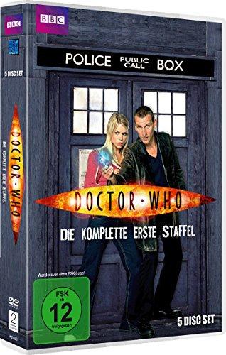 Bild von Doctor Who - Die komplette erste Staffel [5 DVDs]
