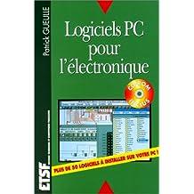 Logiciels PC pour l'électronique (livre et CD-Rom)